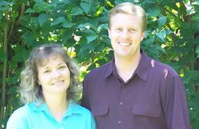 John & Kathy Allbaugh